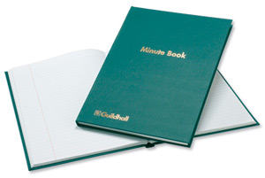 Who is Required for Maintaining Minutes Book